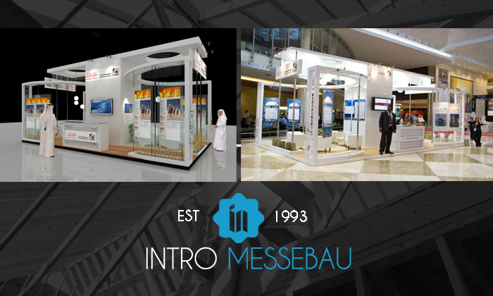 Modular Exhibition Stands For : Intro messebau home page
